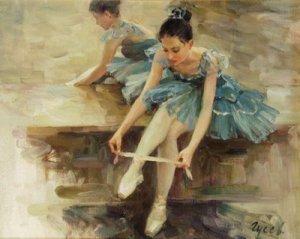 """""""Bailarina"""", Vladimir Gusev"""